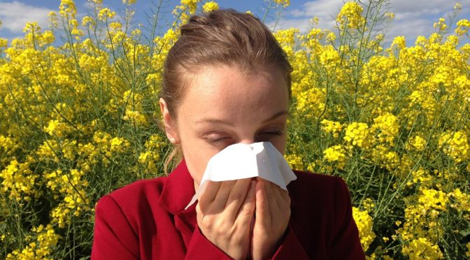 Lawn & Yard Allergies
